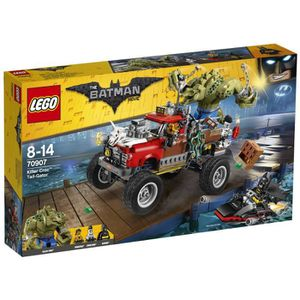 ASSEMBLAGE CONSTRUCTION LEGO® 70907 Batman Movie - Le Tout-Terrain de Kill