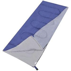 SAC DE COUCHAGE Sac de couchage léger rectangulaire 1 personne CAM