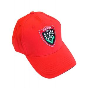 CASQUETTE - SNOOD Casquette rugby - Rugby Club Toulonnais - RCT U Ro