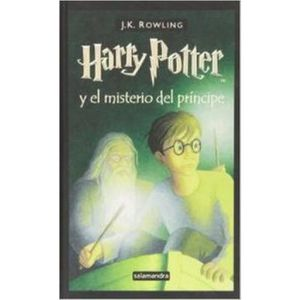 AUTRES LIVRES Livre en espagnol -6.harry potter y misterio del p