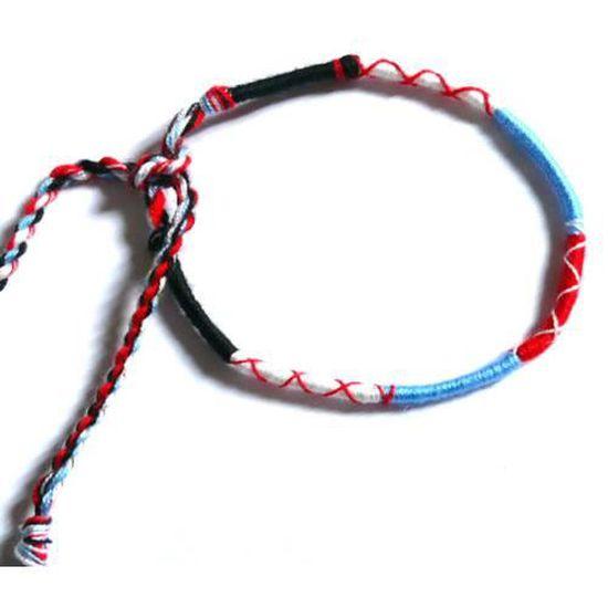 bracelet bresilien noir
