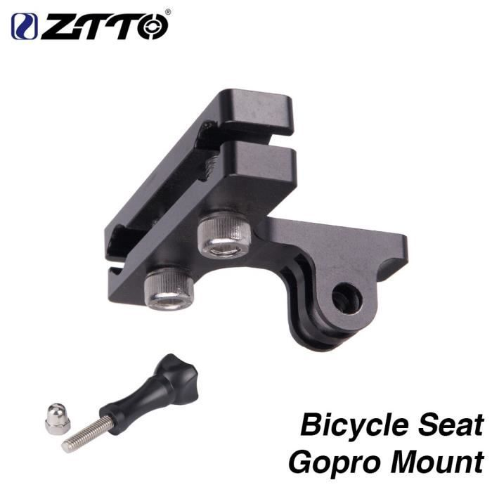 Pièce Détachée,ZTTO selle Gopro support de montage montagne vélo de route sport caméra stabilisateur - Type Seat Gopro mount