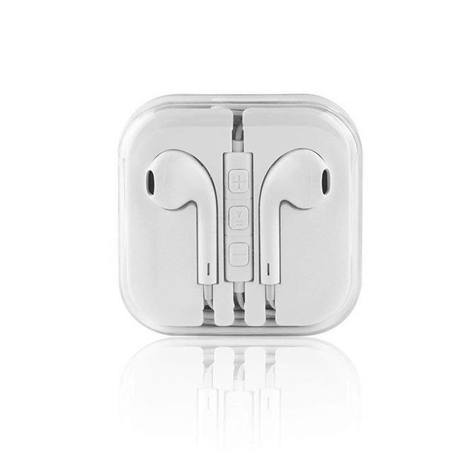 Écouteurs filaires pour Huawei Xiaomi iPhone Samsung