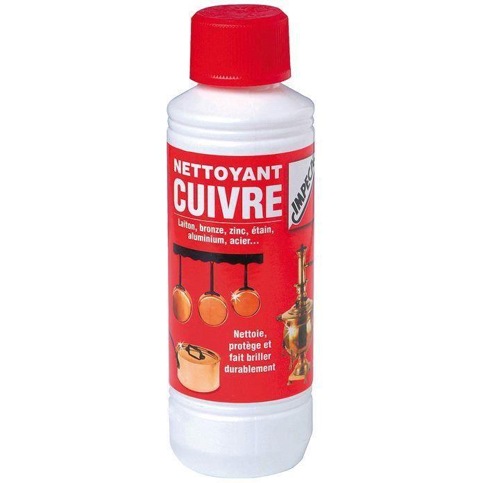 Nettoyant liquide IMPECA Cuivre - 200g