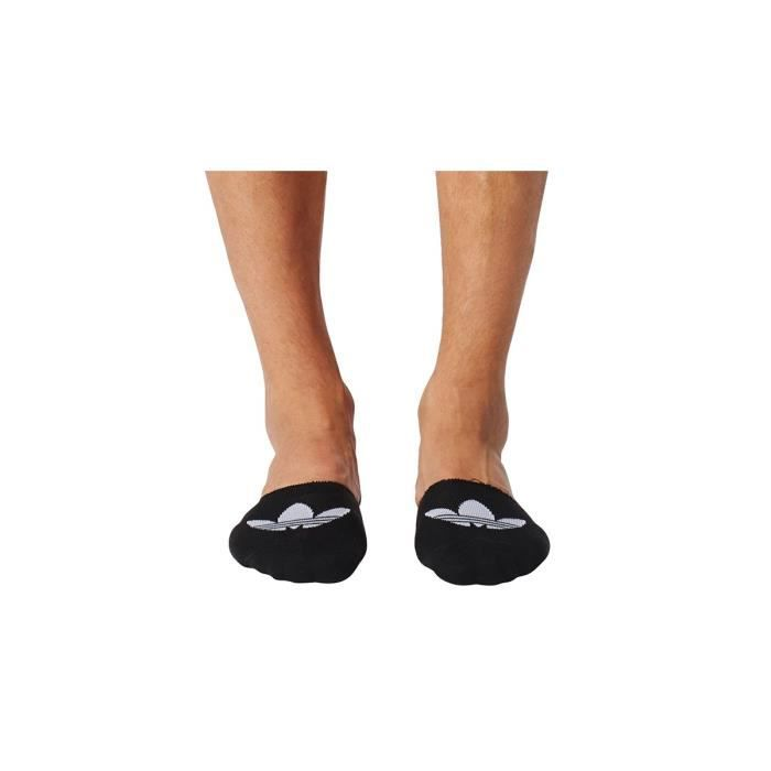 Chaussettes adidas Performance LOW CUT SOCK 1P Black - SHBK5847