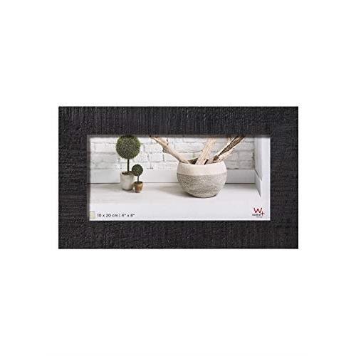 Home Cadre en bois Noir 10 x 20 cm HO120B