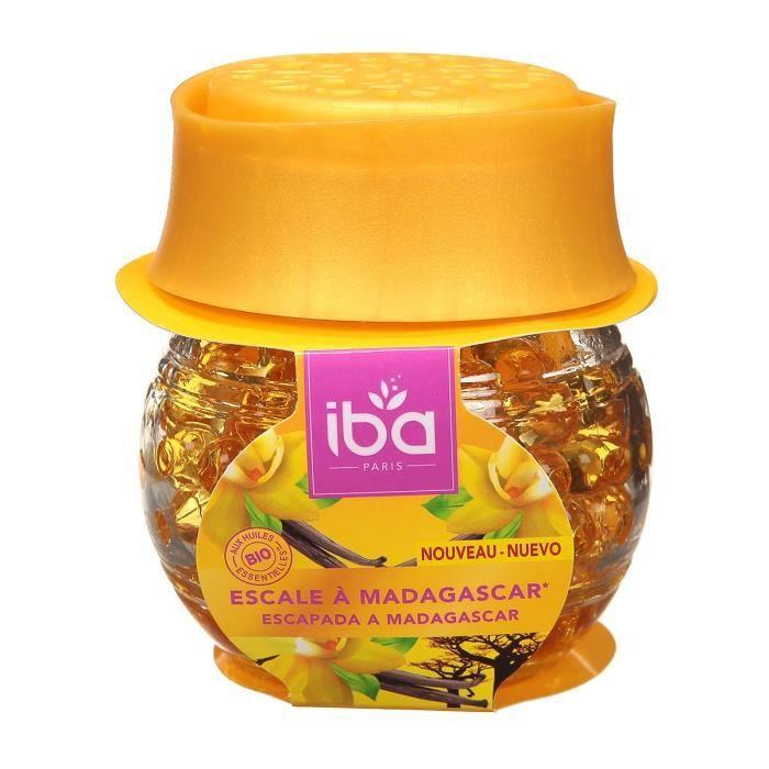 IBA Désodorisant Perle escal à Madagascar
