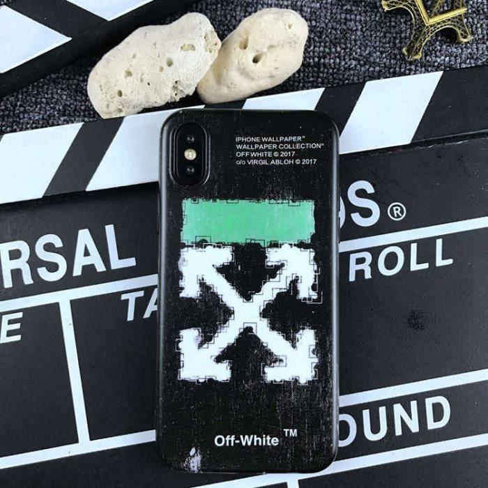 Coque Iphone 8 Plus Off White