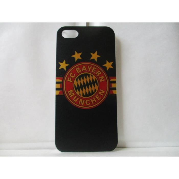 coque bayern munich iphone 5 5s se neuf achat coque. Black Bedroom Furniture Sets. Home Design Ideas