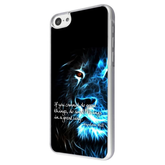 Lion quote if you cannot do great thing do small things in - Espionner portable sans y avoir acces ...