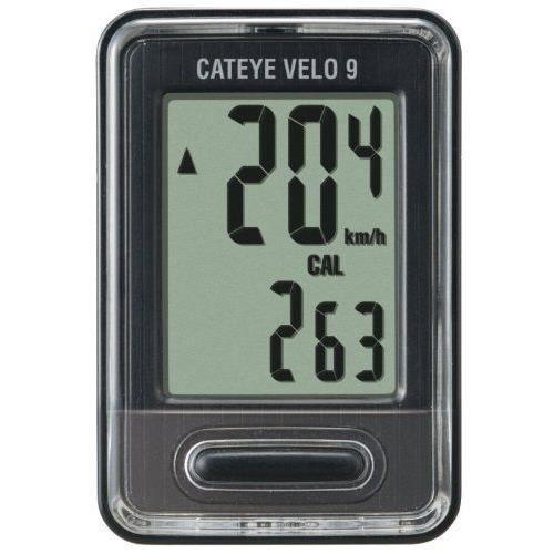CatEye CC-VL520 Velo 7 Cycle Ordinateur-Gris