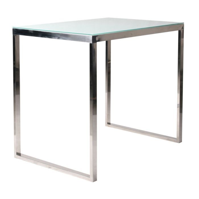 Table de bar rectangulaire 120 cm inola id 39 clik achat for Achat table bar