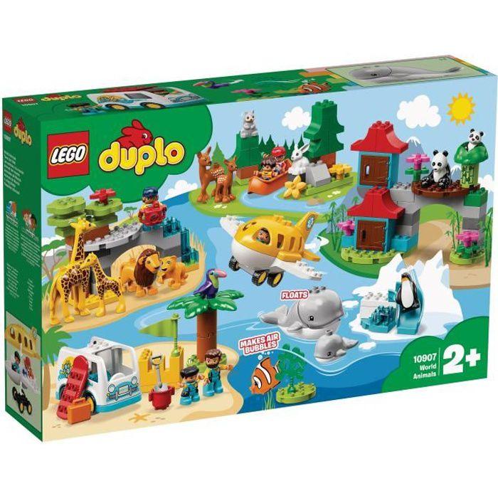 Photo de lego-duplo-ma-ville-10907-les-animaux-du-monde-jeu-de-construction