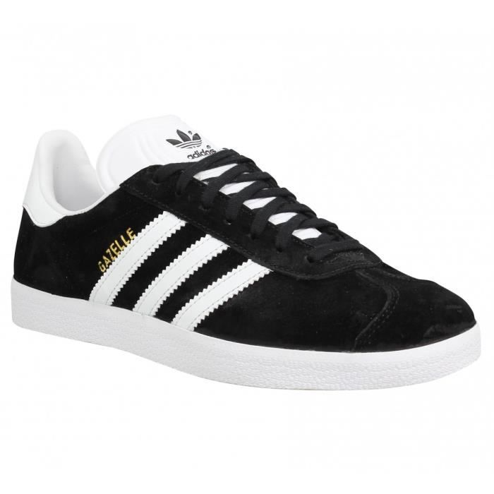 Chaussures Gazelle Black/White e17 - adidas Originals