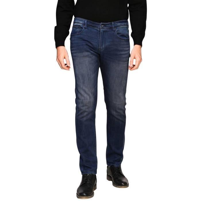 JEANS Jean slim 5 poches  Dark used
