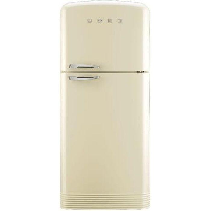 RÉFRIGÉRATEUR CLASSIQUE Smeg '50 Retro Style Aesthetic FAB50RCR Réfrigérat