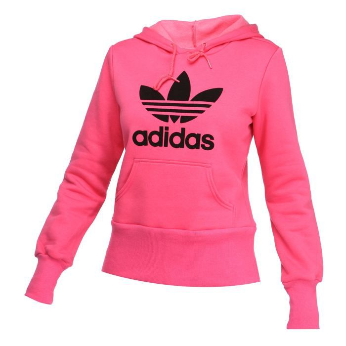 sweat adidas capuche fille