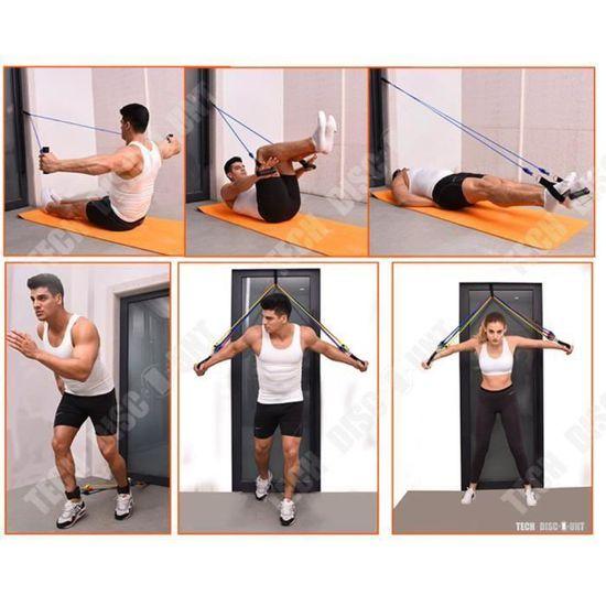 Enorme La playa exageración  Bandes élastiques ADIDAS power tubes bandes de résistance exercice gym  fitness de niveau 1 2 & 3 loomis.cl