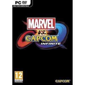 JEU PC Marvel vs Capcom Infinite Jeu PC