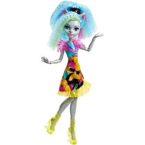 MONSTER HIGH - Coiffure Electrisante Timberwolf