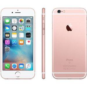 SMARTPHONE iPhone 6s 64 Go Or Rose Reconditionné - Très bon E