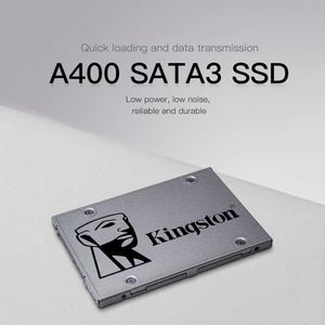DISQUE DUR SSD Disque SSD de Kingston A400 120G SATA3 SSD TLC à l