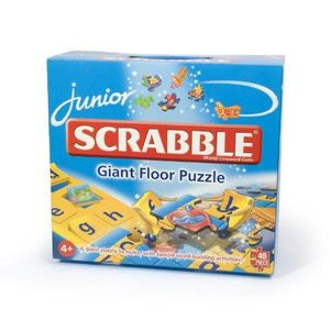 CASSE-TÊTE Junior Scrabble Giant Floor Puzzle 49 Pieces (vers