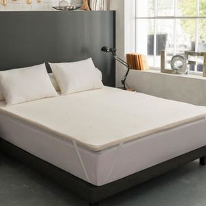 surmatelas m moire de forme 140x200 viscogreen achat vente sur matelas cdiscount. Black Bedroom Furniture Sets. Home Design Ideas