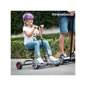 ACCESSOIRES GYROPODE - HOVERBOARD Hoverbike pour Hoverboard InnovaGoods Multicolore