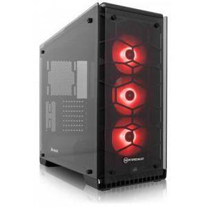 UNITÉ CENTRALE  PCSpecialist Pba Draconis Ultra PC Gamer - Intel®