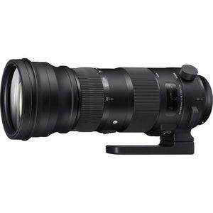 OBJECTIF Sigma Objectif 150-600mm F5-6.3 DG OS HSM Sports -