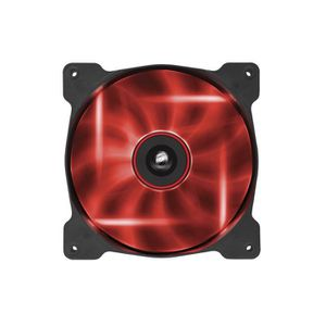 VENTILATION  Corsair AF140-LED Red, Single Pack