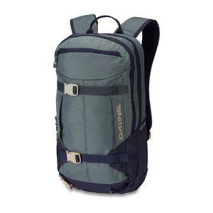 Dakine Homme Canyon 16 L Sac à dos Vert Sports Extérieur Respirant Poches Zip