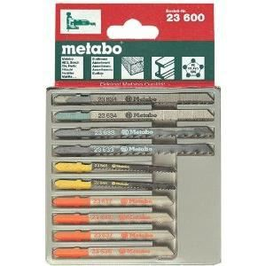 Import Allemagne Metabo 6.23600.00 Lot de 10 lames de scie sauteuse