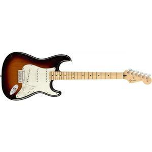 BASSE Fender Player Stratocaster - Manche érable - 3-Col