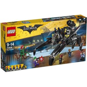 ASSEMBLAGE CONSTRUCTION LEGO® 70908 Batman Movie - Le Batbooster