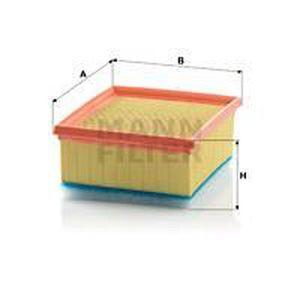 FILTRE A AIR MANN FILTER Filtre à air C21116/1