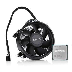 PROCESSEUR AMD Ryzen 3 1200 CPU Quad-core AM4 Socket 3.1GHz p