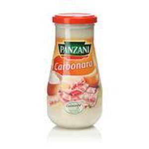 AUTRES SAUCES FROIDES PANZANI Sauce Carbonara - 370 g