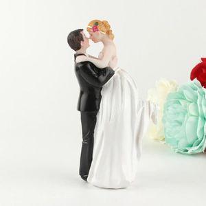 Figurine Des Maries Pour Decoration De Gateaux De Mariage