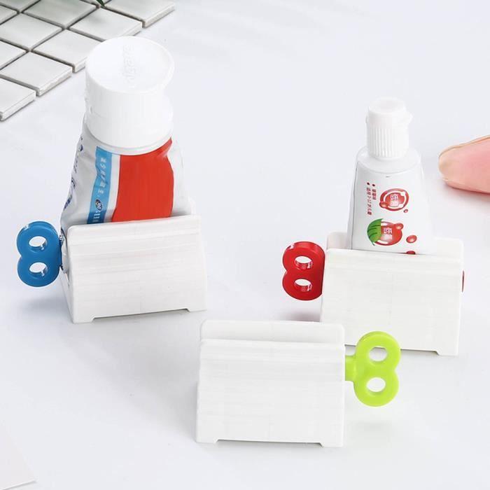 Meubles Presse-dentifrice manuel-308