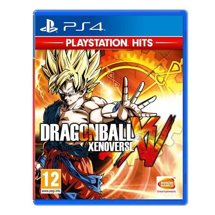 La Playstation Hits Dragon Ball Xenoverse (PS4) (Royaume-Uni)
