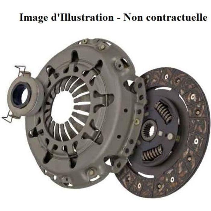 Kit D'embrayage-(Montage Tiré©) C5 I-C8-Evasion-Jumpy-Scudo-406-607-807 2,0 Hdi - PEUGEOT 807 2.0 HDI 107 é€ part. 07-2002