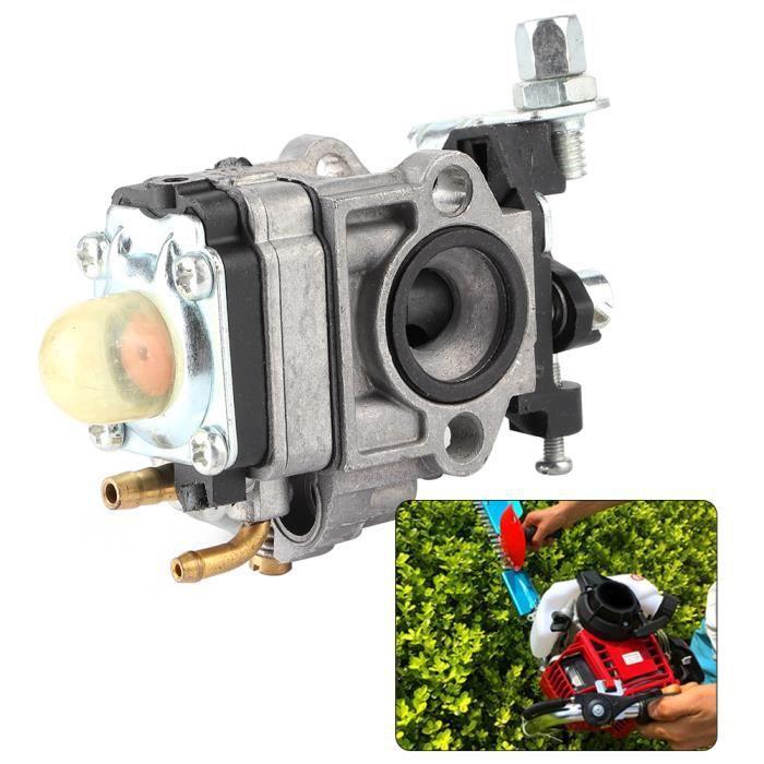 Carburateur de Taille-Haie Pièces de Rechange Convient pour Kawasaki TH23 TH26 TH34 23CC 25CC 26CC 33CC 35CC-LAT