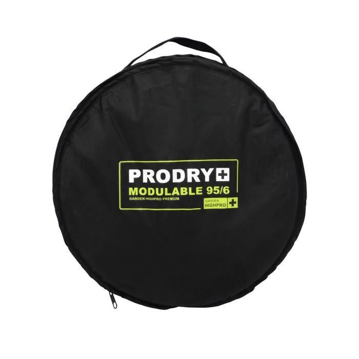 PRODRY - séchoir 95 cm - 6 niveaux modulables