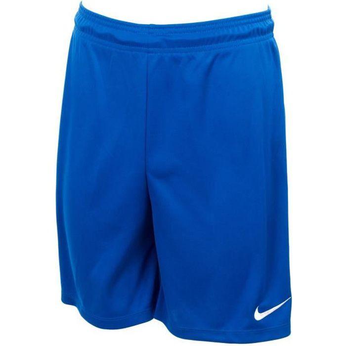 Short de football Park knit bleu short jr - Nike
