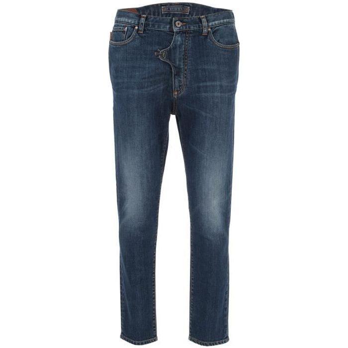 Jean Armani Jeans J01 Pour Homme En Bleu Marine.