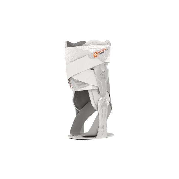 Chevillère Shock Doctor V-Flex XT Blanche