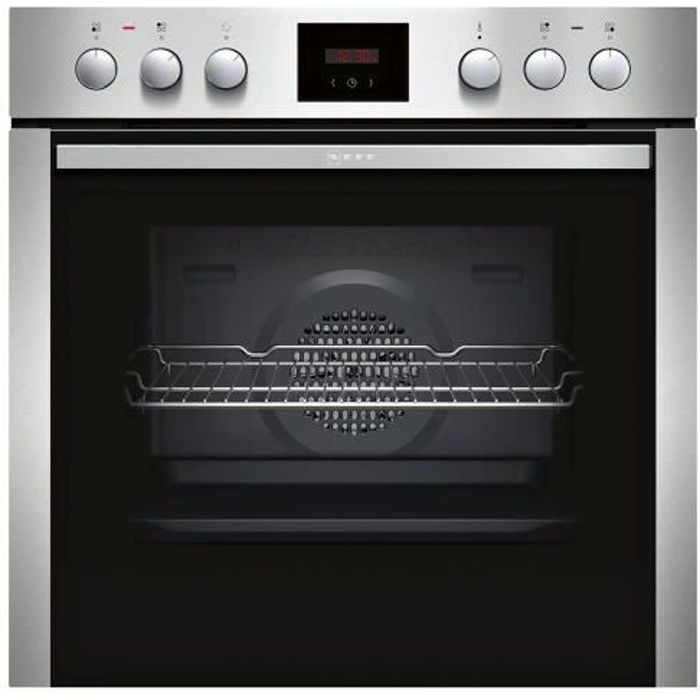 Neff XED346I (E1ECC0AN1, M46BR60N0) Four avec plaque de cuisson intégrable classe A acier inoxydable