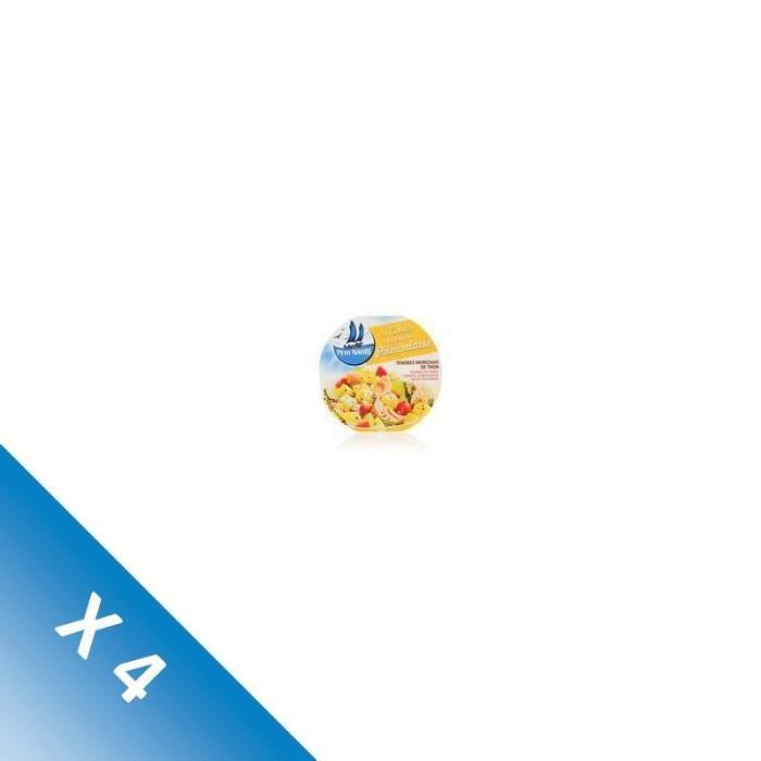 [LOT DE 4] Petit Navire salade piemontaise - 220 g